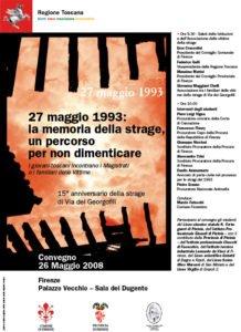 15° Anniversario 2008