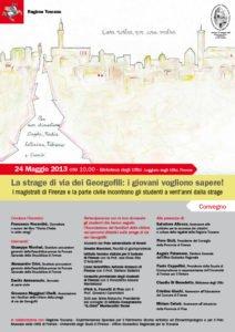 Convegno Firenze 2013