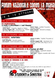 Forum Ottobre 2012