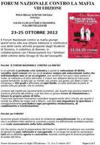 Forum Ottobre 2012b