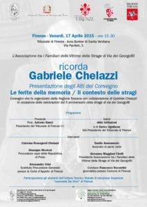 Ricordo Chelazzi Aprile 2015