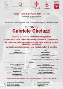 Ricordo Chelazzi Aprile 2016
